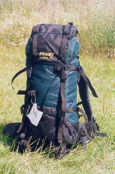 b20bcf53ba model ALASKA od firmy FRAMO - vyrábí se ve velikostech 50   60   70 litrů   materiál  TEBOX  záruka  24 měsíců  cena  2125