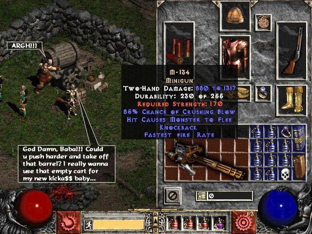 Diablo2 Mod